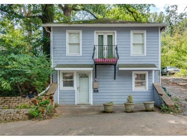 1105 North Avenue, Atlanta, GA 30307 (MLS #5909924) :: The Zac Team @ RE/MAX Metro Atlanta