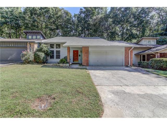 260 Lakeview Ridge E, Roswell, GA 30076 (MLS #5909973) :: North Atlanta Home Team