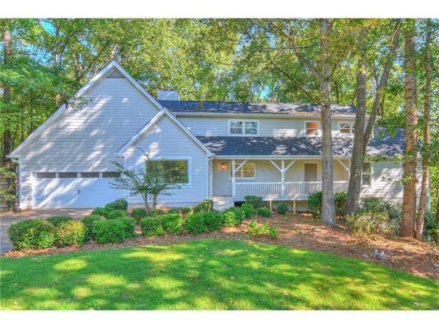 115 Fairway Ridge Drive, Alpharetta, GA 30022 (MLS #5909984) :: North Atlanta Home Team