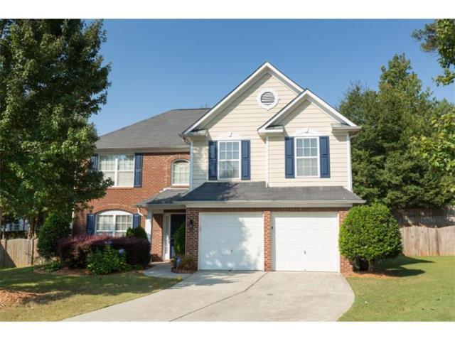1274 Hampton Run Court, Marietta, GA 30008 (MLS #5910067) :: North Atlanta Home Team