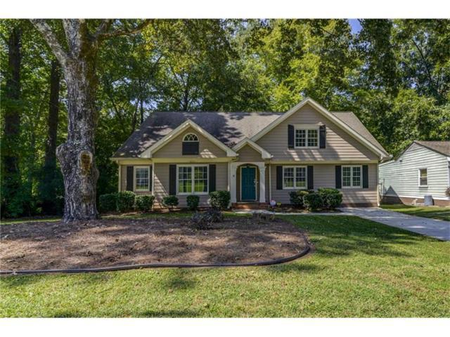863 Gresham Avenue SE, Atlanta, GA 30316 (MLS #5910099) :: North Atlanta Home Team