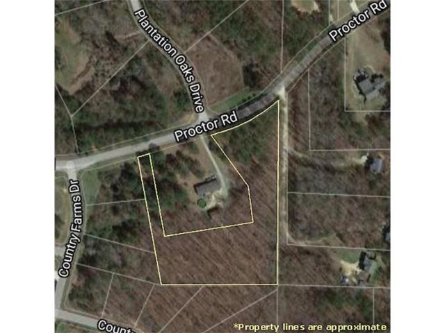 585 Proctor Road, Rockmart, GA 30153 (MLS #5910156) :: Maximum One Main Street Realtor
