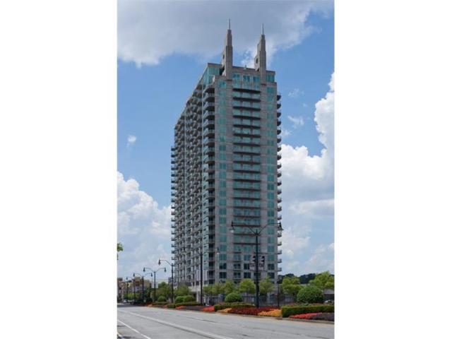 361 17th Street NW #1021, Atlanta, GA 30363 (MLS #5910170) :: North Atlanta Home Team