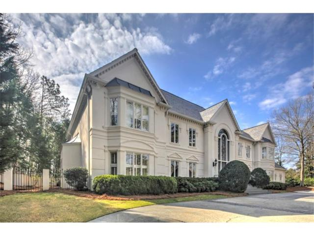 70 Finch Forest Trail NW, Atlanta, GA 30327 (MLS #5910229) :: Buy Sell Live Atlanta