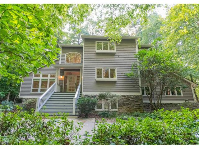 8110 Ball Mill Road, Sandy Springs, GA 30350 (MLS #5910330) :: Buy Sell Live Atlanta