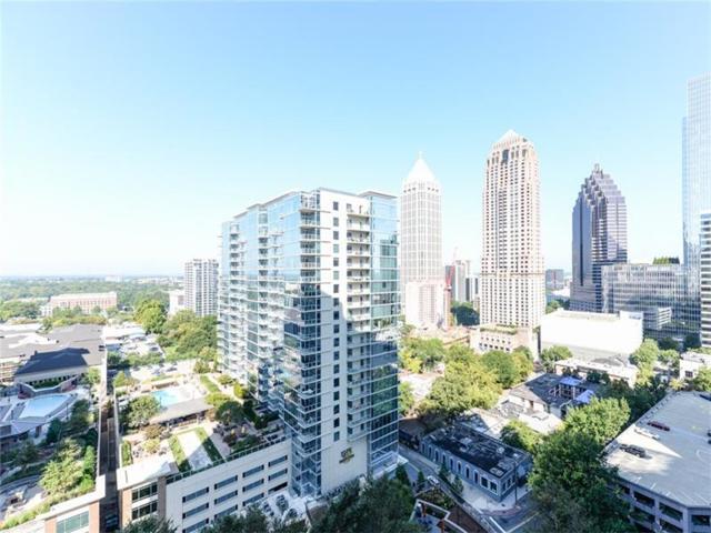 1080 Peachtree Street NE #1714, Atlanta, GA 30309 (MLS #5910374) :: The Zac Team @ RE/MAX Metro Atlanta