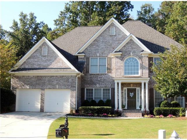 1341 Crest Oak Way, Lawrenceville, GA 30043 (MLS #5910409) :: North Atlanta Home Team