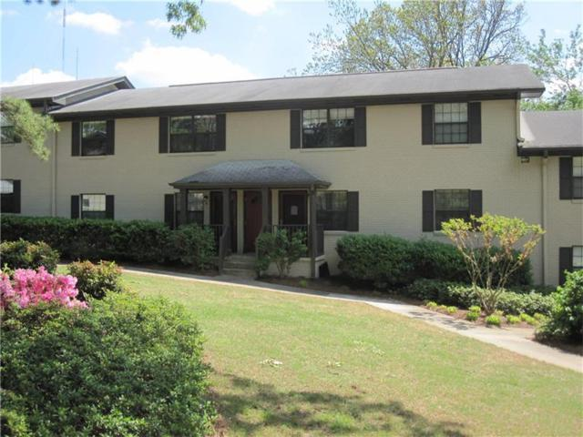 410 Candler Park Drive NE G-4, Atlanta, GA 30307 (MLS #5910447) :: The Zac Team @ RE/MAX Metro Atlanta