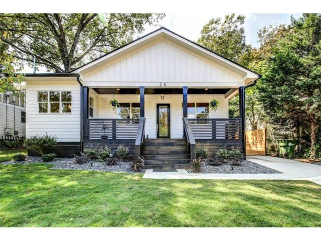 26 Walthall Street NE, Atlanta, GA 30307 (MLS #5910468) :: The Zac Team @ RE/MAX Metro Atlanta