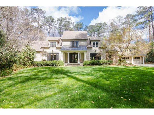 991 Somerset Drive NW, Atlanta, GA 30327 (MLS #5910544) :: Buy Sell Live Atlanta