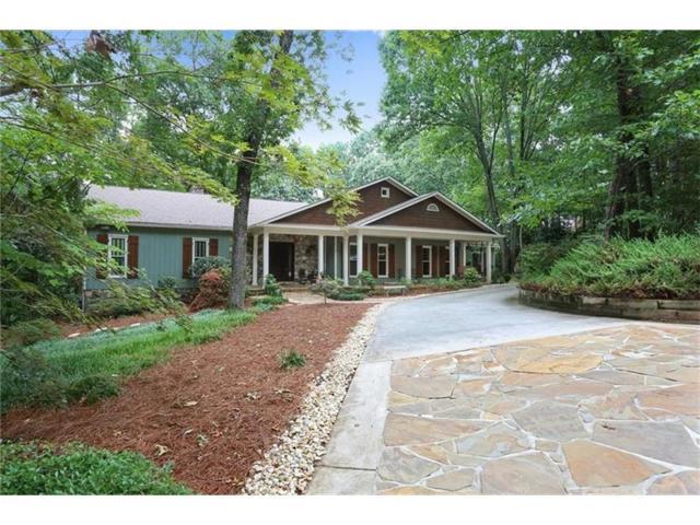 722 Beauregard Drive SW, Marietta, GA 30064 (MLS #5910570) :: North Atlanta Home Team
