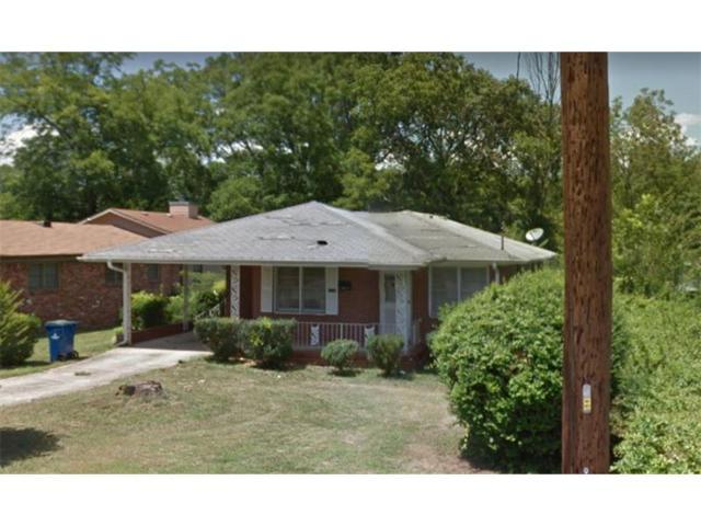 1339 Holcomb Avenue, East Point, GA 30344 (MLS #5910573) :: The Zac Team @ RE/MAX Metro Atlanta