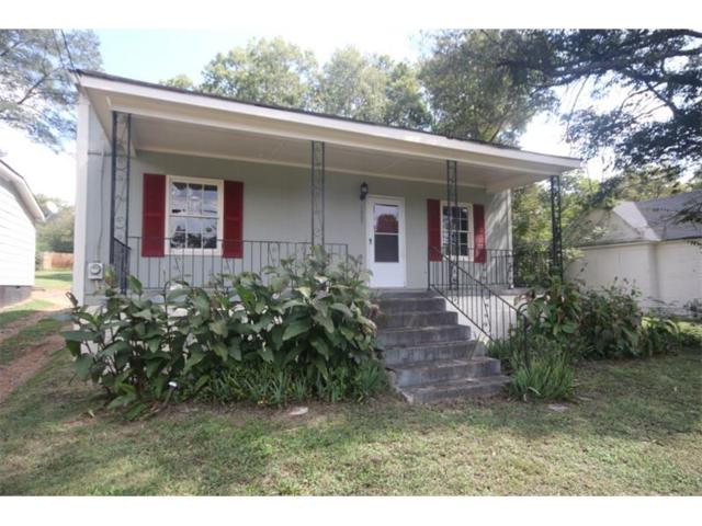1005 Walnut Avenue SW, Rome, GA 30161 (MLS #5910604) :: Maximum One Main Street Realtor