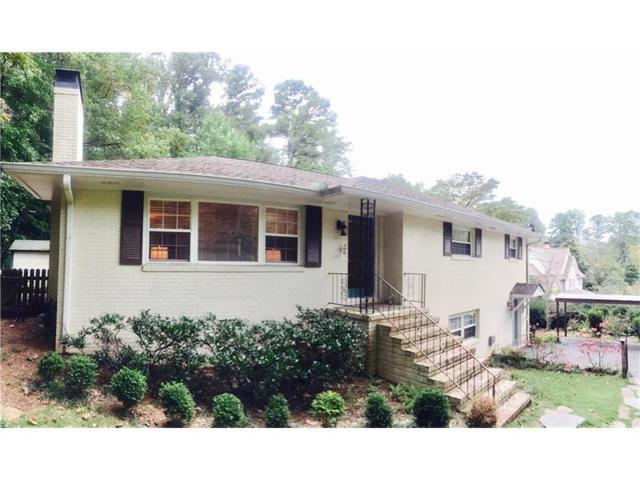 392 S Woodland Drive SW, Marietta, GA 30064 (MLS #5910637) :: North Atlanta Home Team