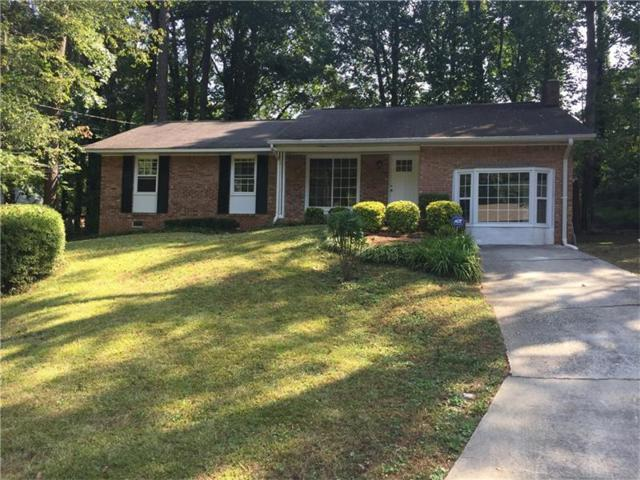 2465 Spring Drive SE, Smyrna, GA 30080 (MLS #5910659) :: North Atlanta Home Team