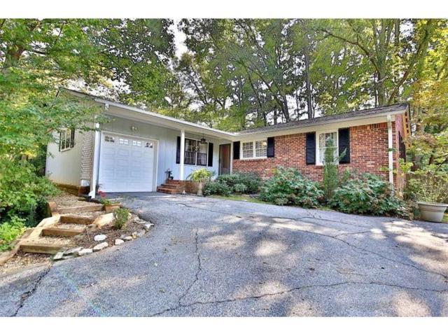 2577 Laurel Ridge Drive, Decatur, GA 30033 (MLS #5910703) :: North Atlanta Home Team