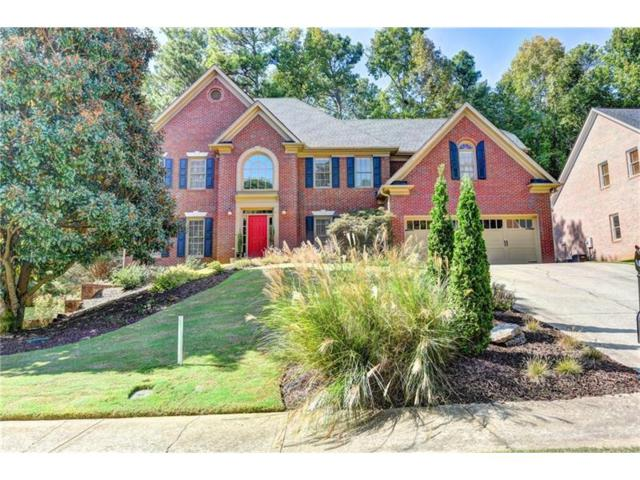 4464 Marchbolt Court NW, Peachtree Corners, GA 30092 (MLS #5910713) :: Buy Sell Live Atlanta