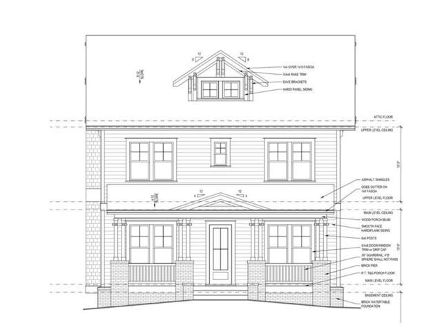 1451 Wessyngton Road NE, Atlanta, GA 30306 (MLS #5910765) :: Charlie Ballard Real Estate