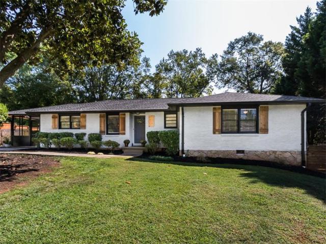 1403 Nalley Circle, Decatur, GA 30033 (MLS #5910793) :: North Atlanta Home Team