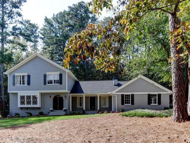 313 Lakeshore Drive NE, Marietta, GA 30067 (MLS #5910798) :: North Atlanta Home Team