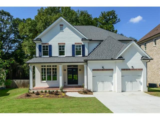 2706 Carlton Place NE, Brookhaven, GA 30319 (MLS #5910799) :: Charlie Ballard Real Estate