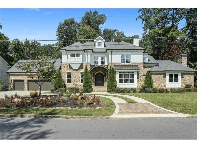 1126 Devine Circle NE, Brookhaven, GA 30319 (MLS #5910825) :: Charlie Ballard Real Estate