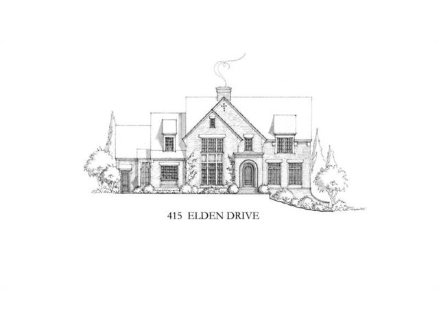 400 Elden Drive, Sandy Springs, GA 30342 (MLS #5910849) :: North Atlanta Home Team