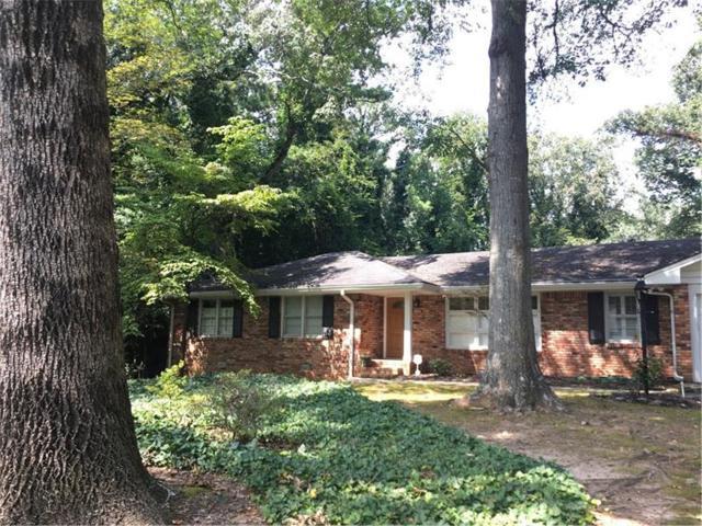 2090 Zelda Drive NE, Atlanta, GA 30345 (MLS #5910950) :: North Atlanta Home Team