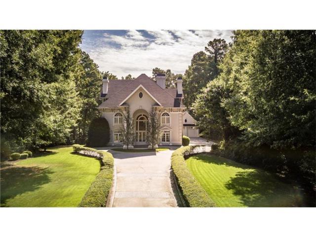 13045 Freemanville Road, Alpharetta, GA 30004 (MLS #5910994) :: Charlie Ballard Real Estate