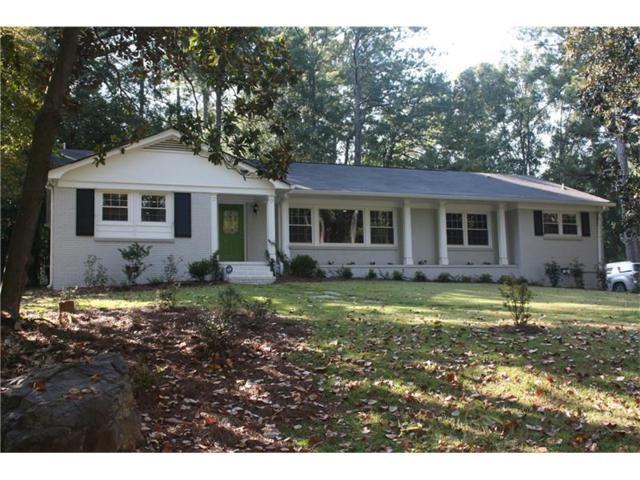 637 Walnut Drive SW, Marietta, GA 30064 (MLS #5911064) :: North Atlanta Home Team