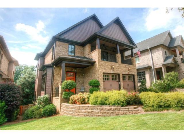 1171 Pine Grove Avenue NE, Brookhaven, GA 30319 (MLS #5911084) :: Charlie Ballard Real Estate