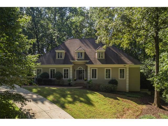 252 Churchill Heights, Alpharetta, GA 30005 (MLS #5911087) :: Buy Sell Live Atlanta