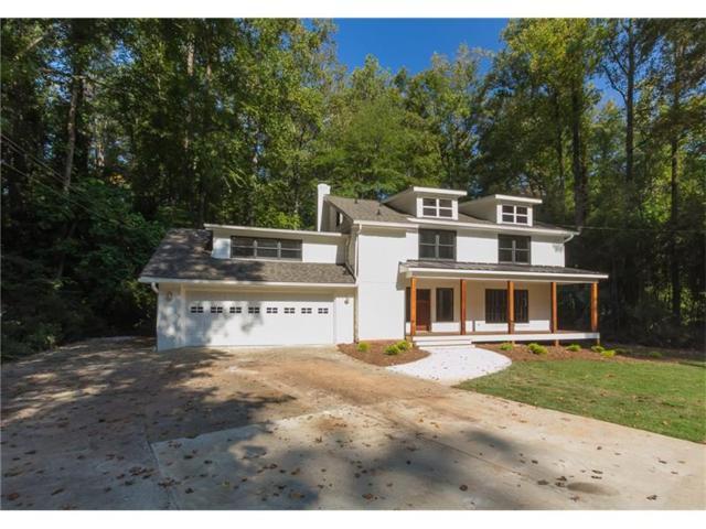 4794 Springfield Drive, Dunwoody, GA 30338 (MLS #5911103) :: North Atlanta Home Team