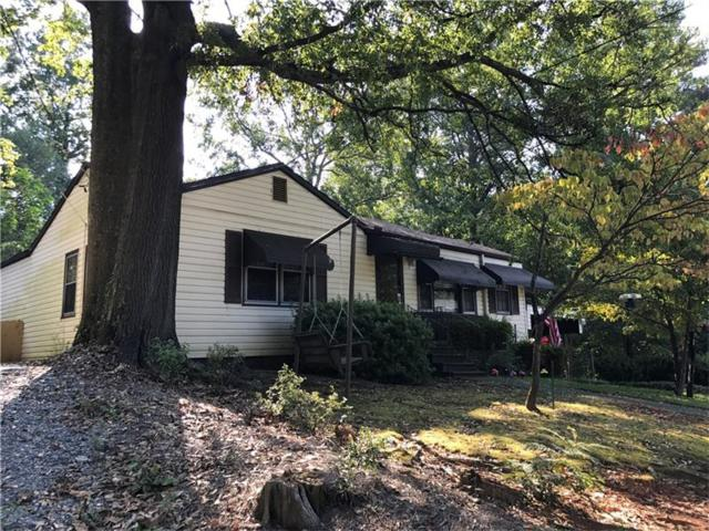 2821 Fraser Street SE, Smyrna, GA 30080 (MLS #5911147) :: Charlie Ballard Real Estate