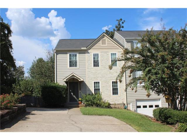 61 Barrington Place #61, Marietta, GA 30066 (MLS #5911174) :: Charlie Ballard Real Estate