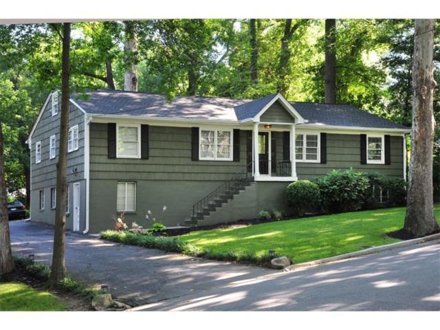 56 Mobile Avenue NE, Atlanta, GA 30305 (MLS #5911185) :: Charlie Ballard Real Estate