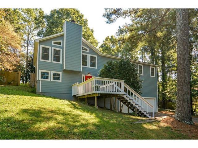 123 Partridge Ridge, Woodstock, GA 30188 (MLS #5911256) :: North Atlanta Home Team