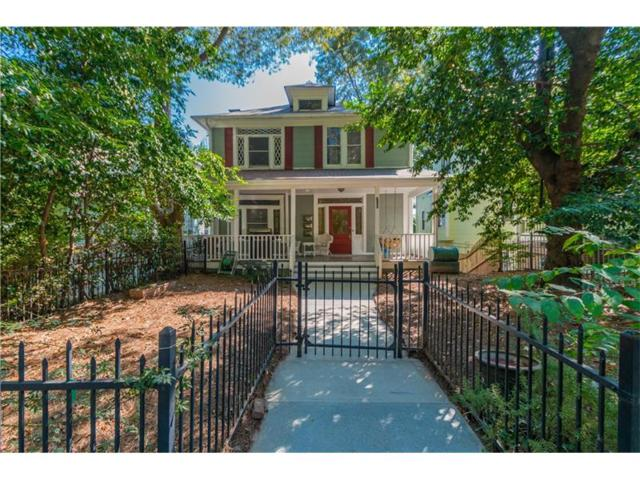 693 Myrtle Street NE, Atlanta, GA 30308 (MLS #5911267) :: Charlie Ballard Real Estate