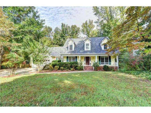 6165 Courtside Drive, Peachtree Corners, GA 30092 (MLS #5911480) :: North Atlanta Home Team