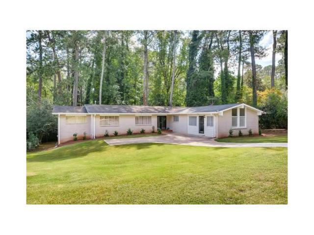 3923 Sable Drive, Stone Mountain, GA 30083 (MLS #5911569) :: North Atlanta Home Team