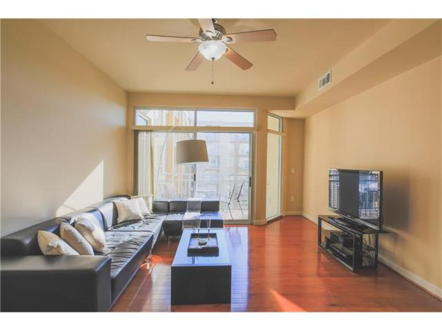711 Cosmopolitan Drive NE #602, Atlanta, GA 30324 (MLS #5911683) :: The Hinsons - Mike Hinson & Harriet Hinson
