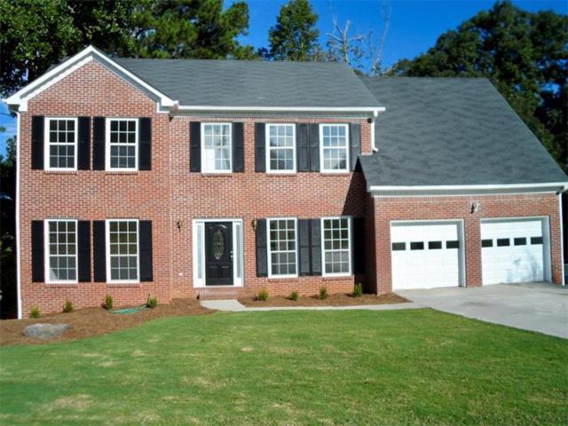 2205 Springer Walk, Lawrenceville, GA 30043 (MLS #5911693) :: North Atlanta Home Team
