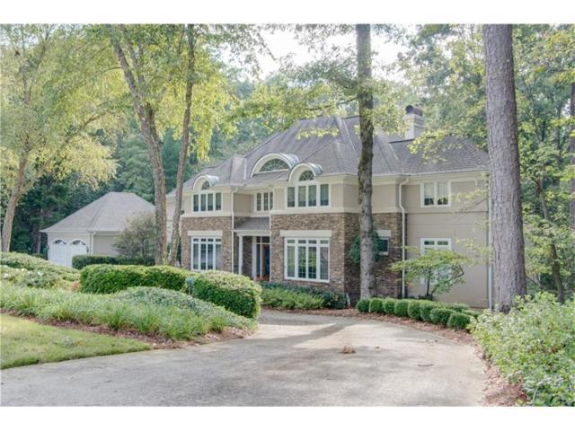 1873 Kanawha Drive, Smoke Rise, GA 30087 (MLS #5911942) :: North Atlanta Home Team