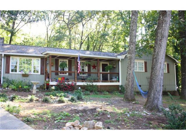 166 Fox Place, Canton, GA 30114 (MLS #5912052) :: North Atlanta Home Team