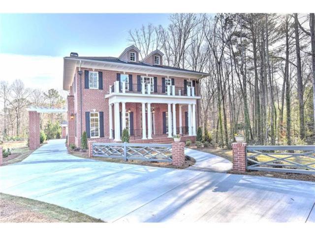 5140 Timber Ridge Road, Marietta, GA 30068 (MLS #5912137) :: North Atlanta Home Team