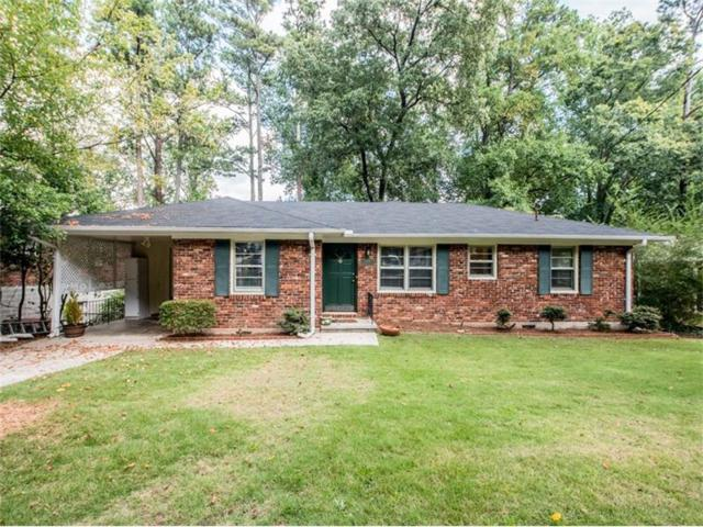 1904 Fairway Circle NE, Brookhaven, GA 30319 (MLS #5912349) :: North Atlanta Home Team