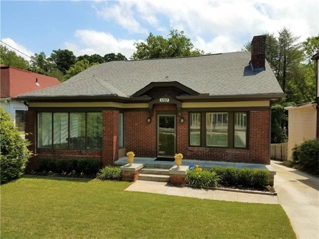 1157 Briarcliff Road NE, Atlanta, GA 30306 (MLS #5912433) :: North Atlanta Home Team