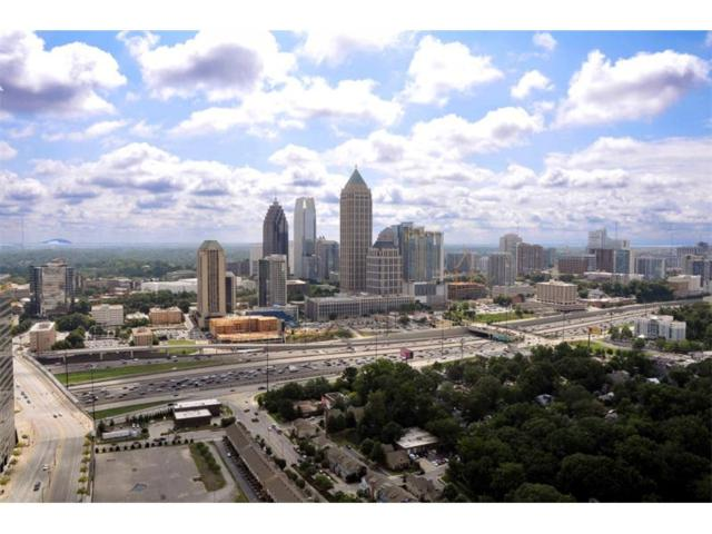 270 17th Street NW #3702, Atlanta, GA 30363 (MLS #5912497) :: North Atlanta Home Team
