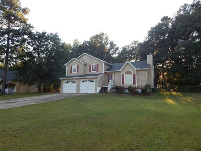 515 Amberwood Way, Euharlee, GA 30145 (MLS #5912517) :: North Atlanta Home Team