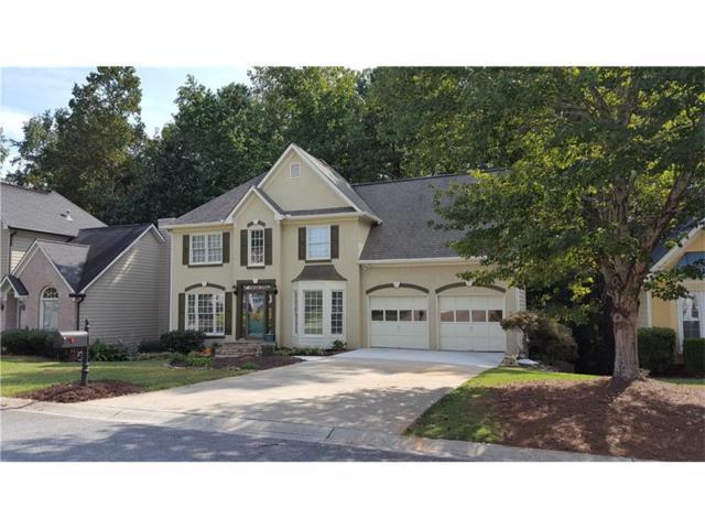 612 Ridge Crossing Drive, Woodstock, GA 30189 (MLS #5912617) :: North Atlanta Home Team